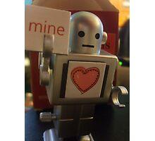 Mine Robot Photographic Print