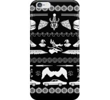 A Very Supernatural Christmas iPhone Case/Skin