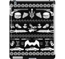 A Very Supernatural Christmas iPad Case/Skin