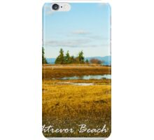 Rathtrevor Beach iPhone Case/Skin