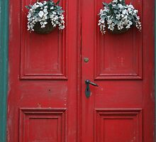 Red Doors by TimV