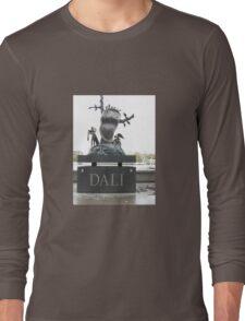A TRIBUTE TO SALVADOR DALI Long Sleeve T-Shirt