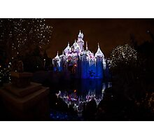 Magic in that Castle Photographic Print