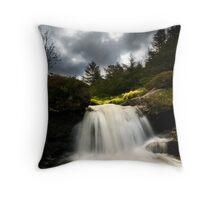 Thunder without Rain Throw Pillow