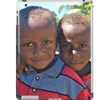 Rabaul Boys iPad Case/Skin