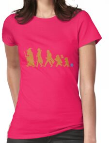 Funny Fellowship of The Ring Womens Fitted T-Shirt