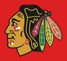 CHICAGO BLACKHAWKS LOGO by pravinya2809