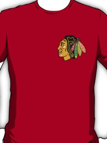 CHICAGO BLACKHAWKS LOGO T-Shirt