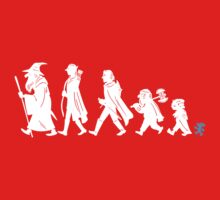 Funny Fellowship of The Ring One Piece - Short Sleeve