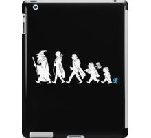 Funny Fellowship of The Ring iPad Case/Skin