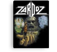 Zardoz shirt!! Canvas Print