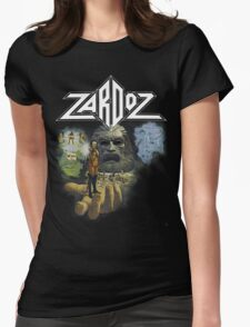 Zardoz shirt!! Womens Fitted T-Shirt