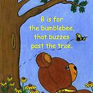 B is For Bear Story ~ pg 3 by Paula Parker