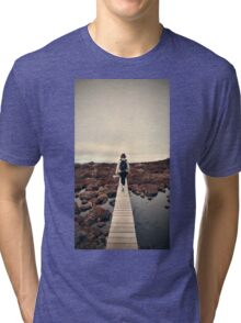 Boardwalk Tri-blend T-Shirt