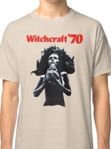 Witchcraft '70 movie shirt! Classic T-Shirt