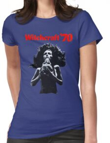Witchcraft '70 movie shirt! Womens Fitted T-Shirt