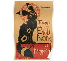 Le Evoli Noir Poster