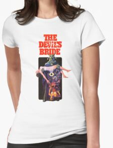 The Devil's Bride Shirt! Womens Fitted T-Shirt