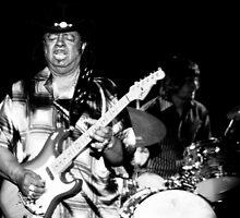 The Blues: Guitar Shorty by SnitcherTV