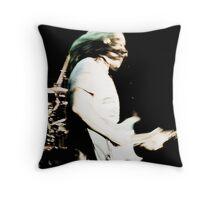 The Blues: Chris Duarte Throw Pillow