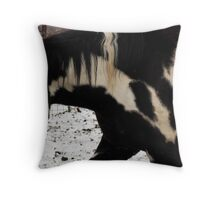 Patterns and Shapes Throw Pillow