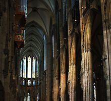Cologne - Cathedral by theBFG