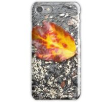 Stark Nature iPhone Case/Skin