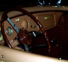 Baby, You Can Drive My Car II by RC deWinter