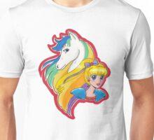 Rainbow and Starlite Unisex T-Shirt