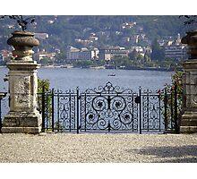 Palazzo Borromeo - Isola Madre Photographic Print