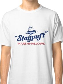 Stay Puft Marshmallow Man Classic T-Shirt