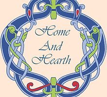 Home And Hearth by Bea Godbee
