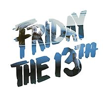 Friday the 13th 1 by QueerMerch
