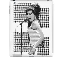Amy Winehouse in London iPad Case/Skin