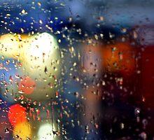 rain drop by edouard escougnou