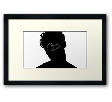 Darren is Hedwig Framed Print