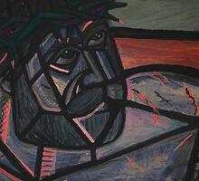 JESUS PIECE(WERE YOU THERE?] by WILLIAM DAVID GARRETT