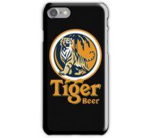 Tiger Beer iPhone Case/Skin