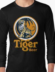 Tiger Beer Long Sleeve T-Shirt