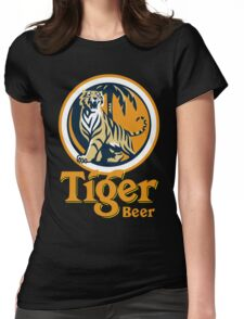 Tiger Beer Womens Fitted T-Shirt