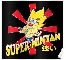 Super-Minyan Poster