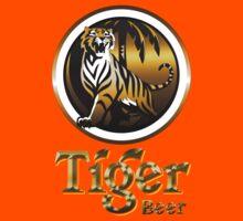 Tiger Beer Kids Tee