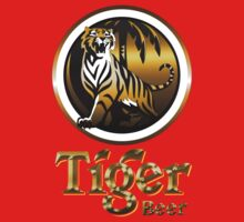 Tiger Beer Baby Tee
