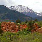 Pikes Peak by Anita Schuler