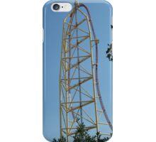 Xcelerator, Knotts Berry Farm iPhone Case/Skin
