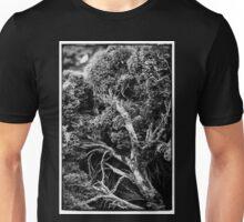 Black and white botany - 1 Unisex T-Shirt