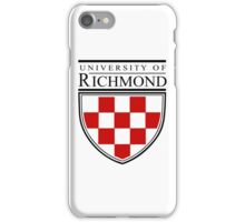 University of Richmond iPhone Case/Skin