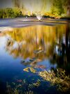 Lower Water Pond (orton) by Aaron Campbell