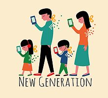 New generation by AndyWestface