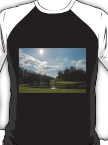 FOUNTAINS ABBEY AND STUDLEY ROYAL T-Shirt